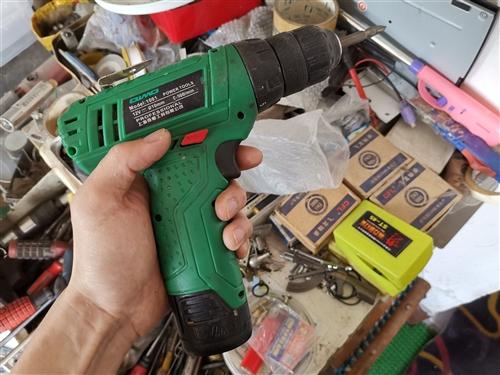 二手电动螺丝刀,12v锂电池,好用耐用