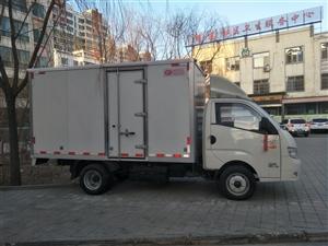 福田汽车,油气两用,箱货长3.69米,价格面议