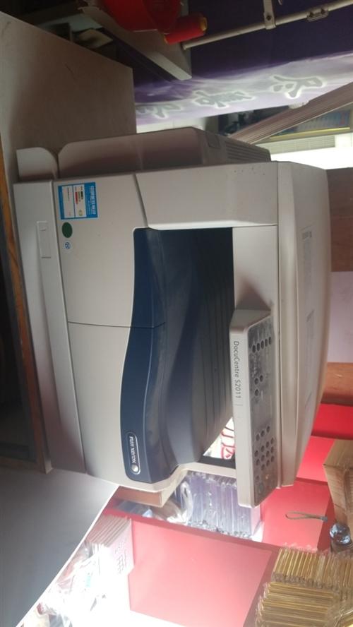 A3复印扫描网络打印一体机,九成新,