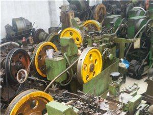 转让!广州和温州冷墩机搓丝机成套设备价格面议