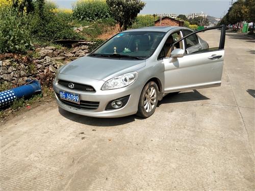 2012年10月份的長城C501.5t手動擋的。沒過過戶,自己開的私人車,現因為本人開的車子轉讓兩輛...