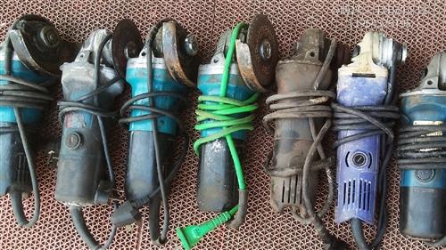 角向磨光机,二手角磨机,博兴二手电动工具