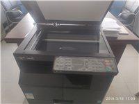 京瓷2010复印扫描一体机,用了一年左右,机器非常新,有意者请联系