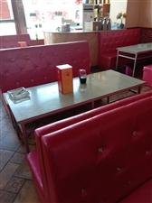 餐厅沙发,桌子12套,急需出售,八成新,高低床一个,抽油烟机一个8000元