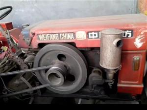 自家拖拉机,因土地流转用不着了,车况良好,没修过,带标准斗,带浇地用的发电机,买过去就可使用,非常方...