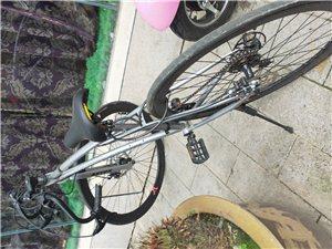 自行车死飞买来没几天就不骑了 9成新 面提 或者邮寄 24寸