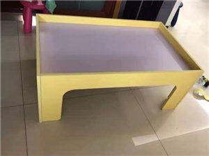 兒童沙盤桌,9.5成新