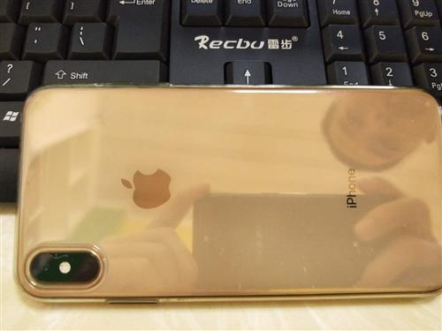 iPhone xs max 256G国行 9.9新