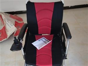 ????【转让二手电动轮椅】 转让一辆二手电动轮椅   舒适康电动轮车D6-A,2019年3月10...