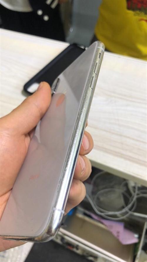 苹果x.换过后面玻璃,机?#28216;?#20219;何问题