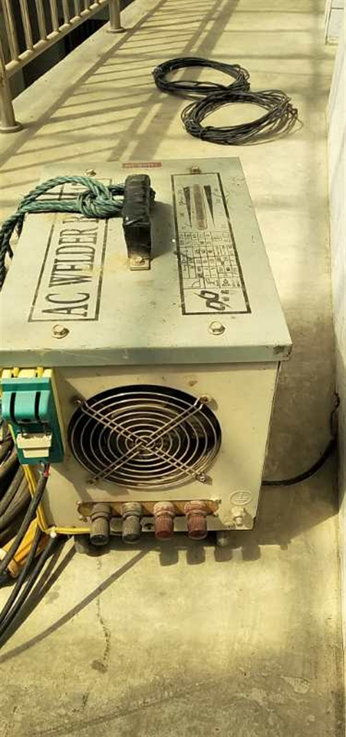 电焊机现在不用了,500元带15米把线