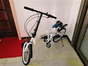 折疊自行車全新基本上沒有騎的,因為搬家沒有地方放,有需要請聯系我  電話18786965528