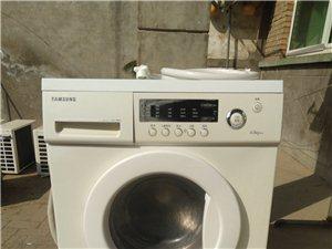 三星卧式全自动洗衣机四公斤