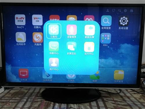 650元出台原装康佳32寸高清网络电视机支持wifi.外观新,没有缺陷。使用中,接口有TV.AV.H...