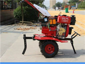微耕机八成新、6.5马力因拆迁现转让价1500元,在风岗机场需要者请联系