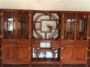 太峪宁和大院红木家具处理,有意者电话联系