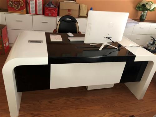 时尚办公桌一套!