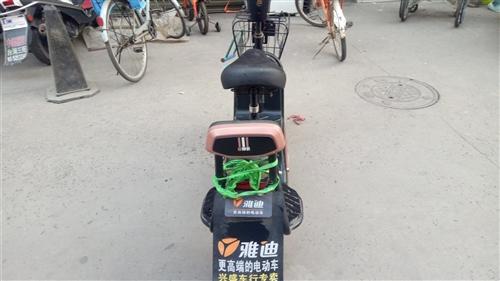 雅迪電動車,五塊電池,帶啟動安全鎖和報警電子鎖。有意者可看實物,還有五羊三輪摩托車。價格面議。