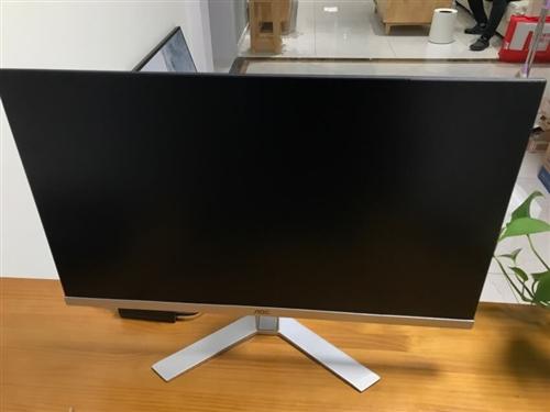 95新AOC 27寸无边框全面屏,成色完美,便宜卖了,微信咨询 CJL451