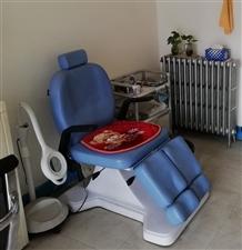 修脚椅,9成新,没怎么用,加大底盘更稳。市里管送。