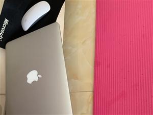 苹果 MacBook Air 配件齐全 一直用于办公!最近离职了闲置了,最好当面交易。i5 128G
