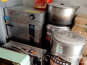 买回来还没用的蒸箱豆浆打磨机,煮面桶,电饼档,铁板扒炉,低价转让!