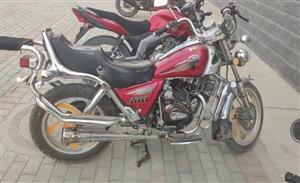 宗申150太子油冷摩托车出售 九成新左右