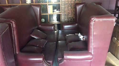 歺厅重装!整套真皮沙发、冰淇淋机烤箱白菜价格转让!