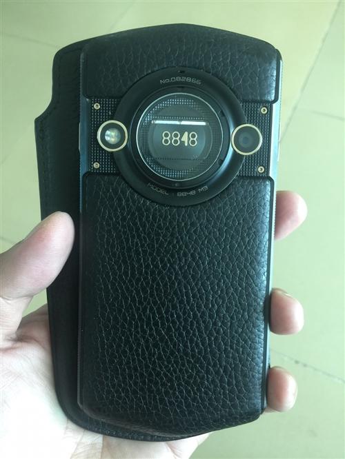 自用8848M3手机(原价1万3千多),手机功能没有问题,只是用不惯安卓系统,想交换萍果X型号以上内...