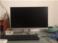 急售家用办公电脑,配置看图,带惠普N220b显示屏,看视频办公一流无卡顿,使用时长不足一个月。闲置转...