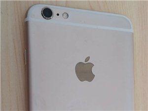 个人自用苹果6splus土豪金16g,因换机闲置,对外低价出售1300元,8成新