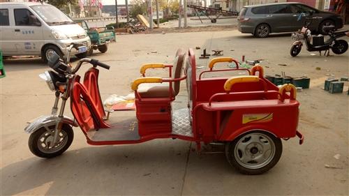 闲置一台休闲三轮折叠车,装32A电池售价2000元