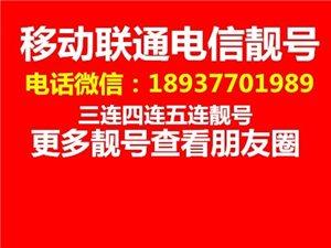 南阳联通靓号转让,电微18937701989