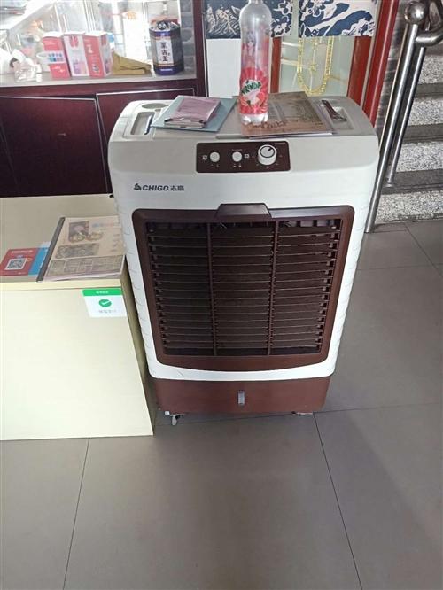 冷風機,展示柜,都9成新,便宜處理