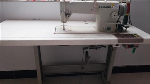 前幾年做服裝時購買的樂江牌電動縫紉機,只用了幾個月,有九成新,共有10臺,可單獨出售,一次性購買價格...