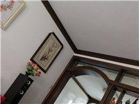 郑岭新园6号楼203,二室二厅一卫。精装房出租12000一年。房租一年一交。