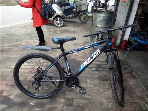 刚买的自行车骑了二下工地已完工底价买500