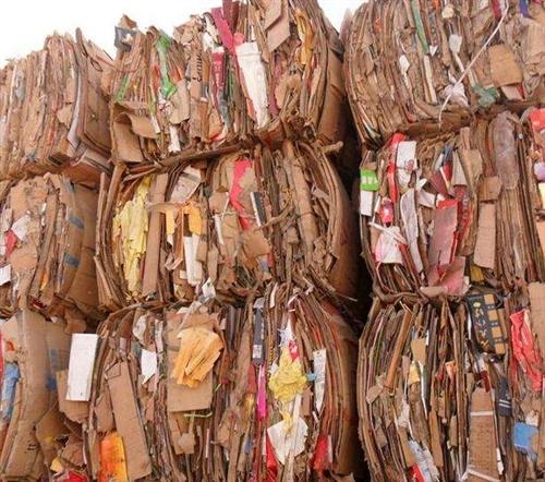 高價回收廢紙