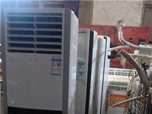 本旧货市场,库存近千台空调,1.5匹到五匹,各种?#25918;�加校��放?#19981;同,新旧不同,大小不同,价格不一,可...