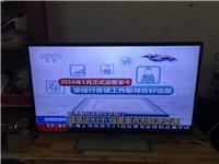 乐华46寸led智能液晶电视,不带Wi-Fi,需要网线链接或者外置Wi-Fi,跟台式机电脑一样。TC...