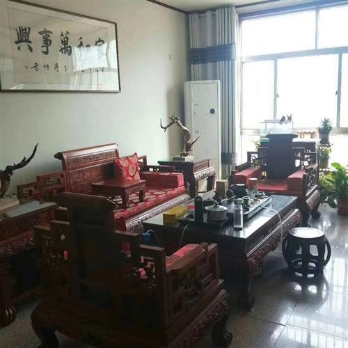 西谷王小区,三楼,125平,带车库,可分期