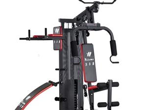 ���康家庭健身器材�L一米八��一米五,九成新,如�D�p杠,健腹板,沙袋,上拉,下拉全部一�w,要的代�r