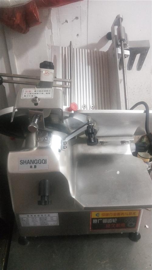 全自动剥羊肉片机基本没用过热水器全新