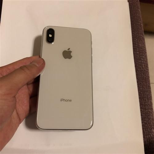 苹果X三网64g成色95新,自用的有意18111467200,威:rjh997