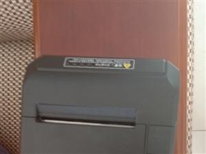 热敏票据打印机全新。