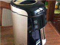 全新九阳全自动豆浆机低价出售,价格面议非诚勿扰。