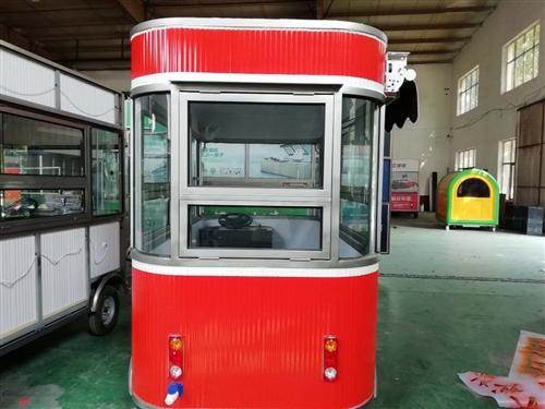 生產各種規格小吃車宣傳車