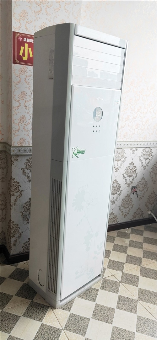 美的空調8成新,實用客廳或者飯店。