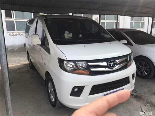 个人一手车出售。江淮瑞风m3,1.9万公里。零事故。滑县道口看车。