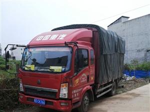 二手车转让,手续齐全,4年车,车况良好,车型中国重汽,4102发动机